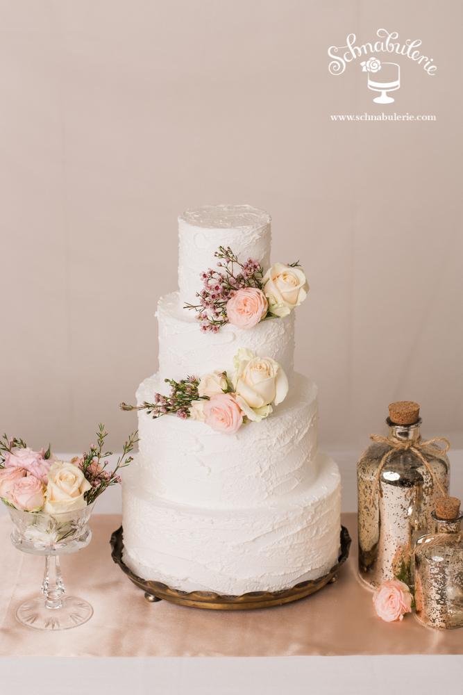 Naked cake zur hochzeit in m dling hochzeitstorte sylvia - Hochzeitstorte dekorieren ...